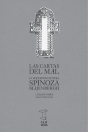 <strong>LAS CARTAS DEL MAL </strong><br/>  Baruch Spinoza