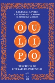"<div style=""padding: 0 25px;""><strong>OULIPO </strong></div>  R. Queneau, G. Perec, I. Calvino y otros"