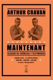 <strong>MANTEINANT </strong><br/>  Arthur Cravan